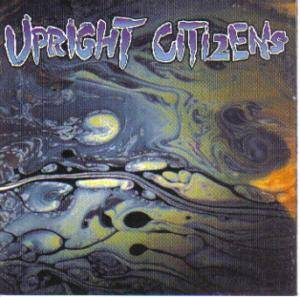 Cover - Upright Citizens: Colour Your Life