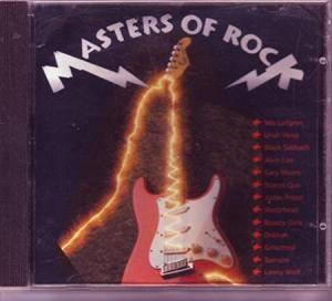 Cover - Lenny Wolf: Masters Of Rock