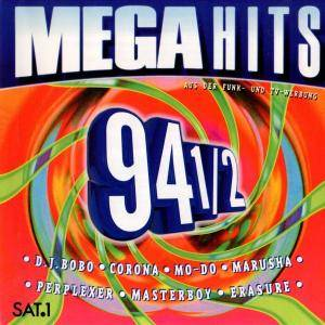 Mega Hits 94 - 1/2 - Cover