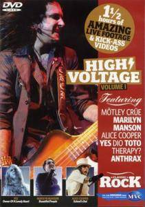 Cover - *Ga*Ga*s, The: Classic Rock 078 - High Voltage  Volume I