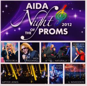 Cover - Mick Hucknall: Night Of The Proms 2012 Vol. 19