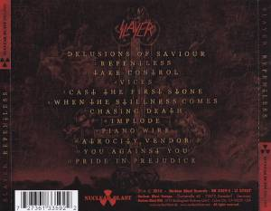 Slayer: Repentless (CD) - Bild 3
