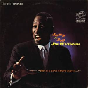 Cover - Joe Williams: Jump For Joy