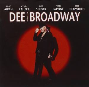 Cover - Dee Snider: Dee Does Broadway