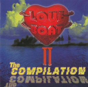 Love Boat II - The Compilation - Cover
