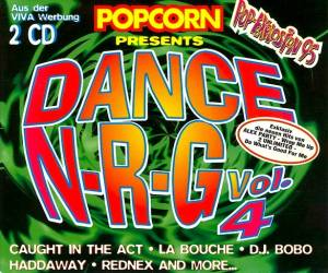 Cover - DJ Dero: Dance N-R-G Vol. 4