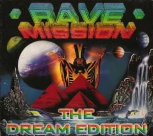 Cover - Caunos: Rave Mission - The Dream Edition