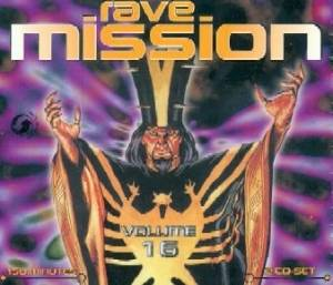 Cover - Space Planet: Rave Mission 16
