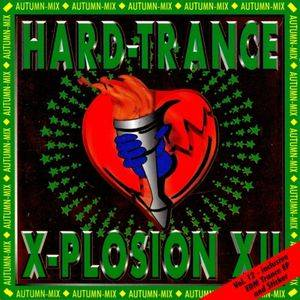 Cover - MC Jump: Hard-Trance X-Plosion XII