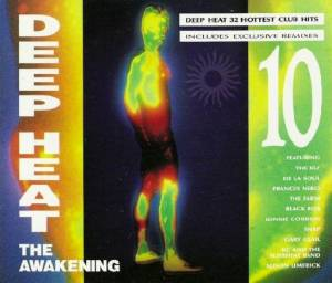 Cover - Urban Hype: Deep Heat 10 - The Awakening