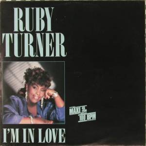Cover - Ruby Turner: I'm In Love