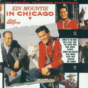 Cover - Holly Cole Trio: Ein Mountie In Chicago (Duo South)
