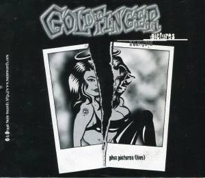 Cover - Goldfinger: Pictures