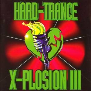 Cover - L & D Project: Hard-Trance X-Plosion III