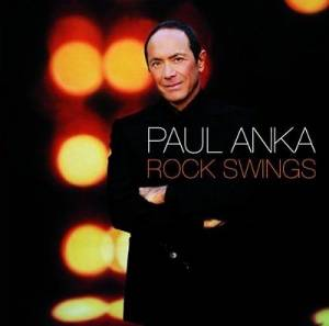 Paul Anka: Rock Swings - Cover