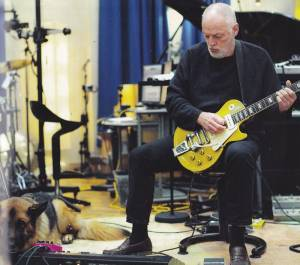 David Gilmour: Rattle That Lock (CD) - Bild 10