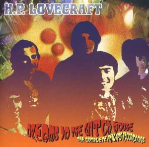 Cover - H.P. Lovecraft: Dreams In The Witch House - The Complete Philips Recordings
