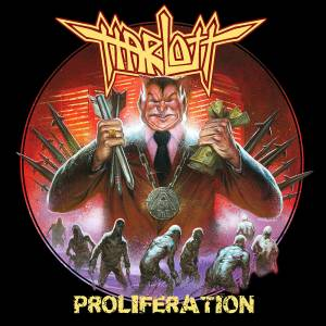 Harlott: Proliferation - Cover