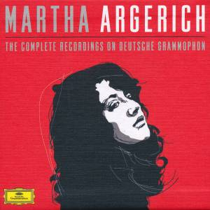 Martha Argerich - The Complete Recordings On Deutsche Grammophon - Cover
