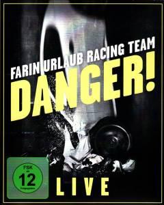 Farin Urlaub Racing Team: Danger! (Blu-ray Disc) - Bild 1