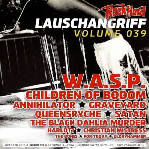 Rock Hard - Lauschangriff Vol. 039 (CD) - Bild 1