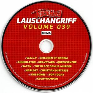 Rock Hard - Lauschangriff Vol. 039 (CD) - Bild 3