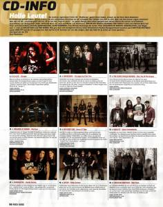 Rock Hard - Lauschangriff Vol. 039 (CD) - Bild 9