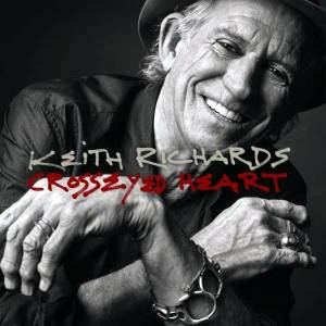 Keith Richards: Crosseyed Heart - Cover