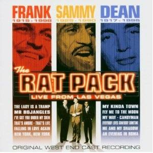 Cover - Rat Pack, The: Live From Las Vergas