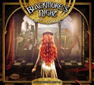 Blackmore's Night: All Our Yesterdays - Cover