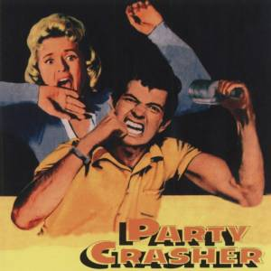 Cover - Lattie Moore: Party Crasher