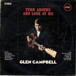 Cover - Glen Campbell: Turn Around And Look At Me