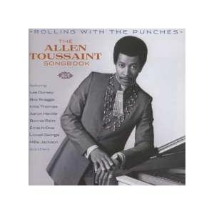 Rolling With The Punches - The Allen Toussaint Songbook - Cover
