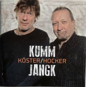 Cover - Köster & Hocker: Kumm Jangk