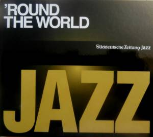 Cover - Dizzy Gillespie: 'Round The World