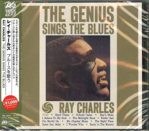 Ray Charles: The Genius Sings The Blues (CD) - Bild 2