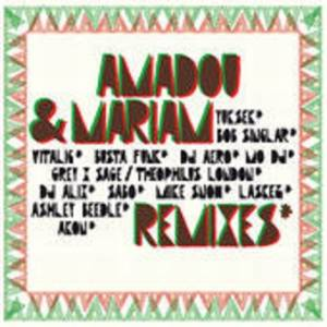 Cover - Amadou & Mariam: Remixes