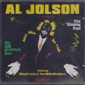 Cover - Al Jolson: Singing Fool, The