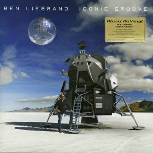 Cover - Ben Liebrand: Iconic Groove