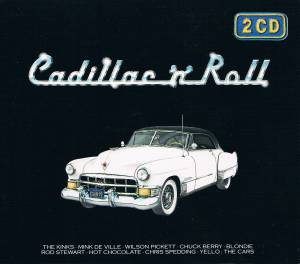 Cadillac 'n' Roll - Cover