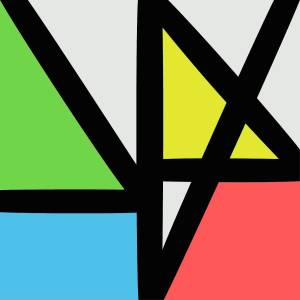 New Order: Music Complete - Cover