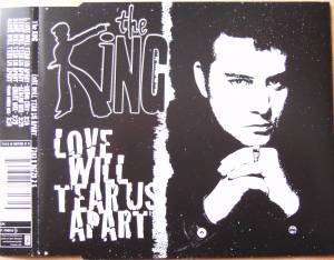 Cover - King, The: Love Will Tear Us Apart