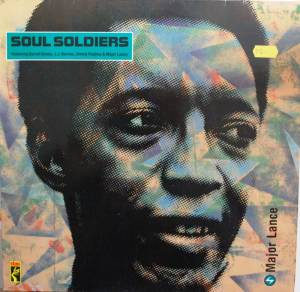 Cover - Major Lance: Soul Soldiers