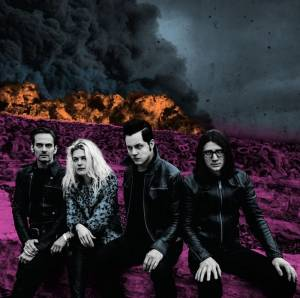 Cover - Dead Weather, The: Dodge And Burn