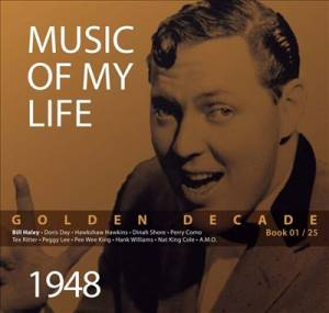Music Of My Life - Golden Decade Book 01 / 25 - Cover