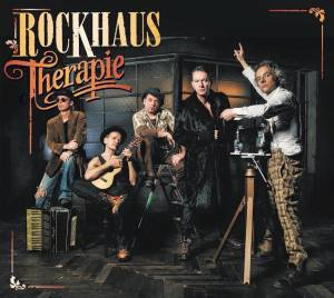 Rockhaus: Therapie - Cover