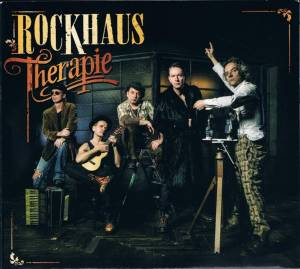 Cover - Rockhaus: Therapie