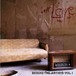 Behind The Artists Vol. 1 - Cover