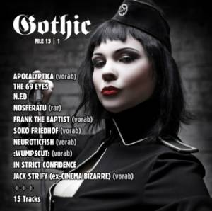 Gothic File 15|1 - Cover