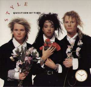 Style: Question Of Time (1988) - Cover